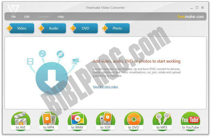 Freemake Video Converter free download - Freemake Video ...