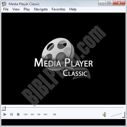 Screenshot Media Player Classic