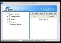 Wing FTP Server free download - BiblProg com